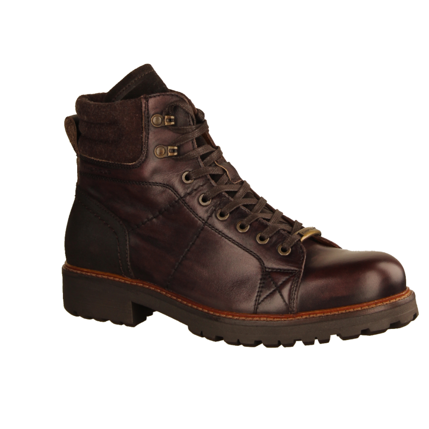 s boots clarks montacute top boots leather